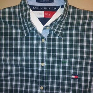 Tommy Hilfiger Shirt long sleeve/button up